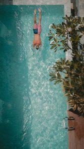 Do Swim Laps Like a Pro